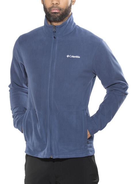 Columbia Fast Trek Light Full Zip Fleece Jacket Men carbon